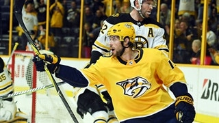 Predators LIVE To Go: Craig Smith scores twice as Predators pull past Bruins