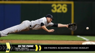 Padres acquire Headley, remain in pursuit of Hosmer at Winter Meetings