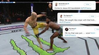 Pros react to Marlon Moraes' KO of Aljamain Sterling | PRO TAKES