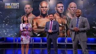 Rafael Dos Anjos vs Robbie Lawler preview