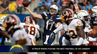 Philip Rivers is playing the best football of his career right now