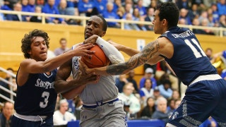 No. 15 Seton Hall blows out Saint Peter's 84-61