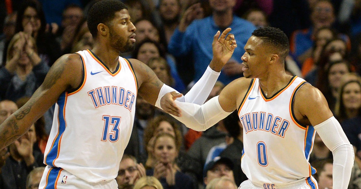 Chris Broussard reveals why the OKC Thunder should trade Paul George if struggles persist (VIDEO)