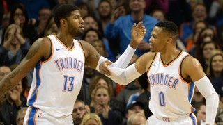 Chris Broussard reveals why the OKC Thunder should trade Paul George if struggles persist