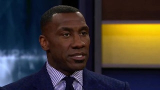 Shannon Sharpe has a question for fans following Sunday's incident in Jacksonville