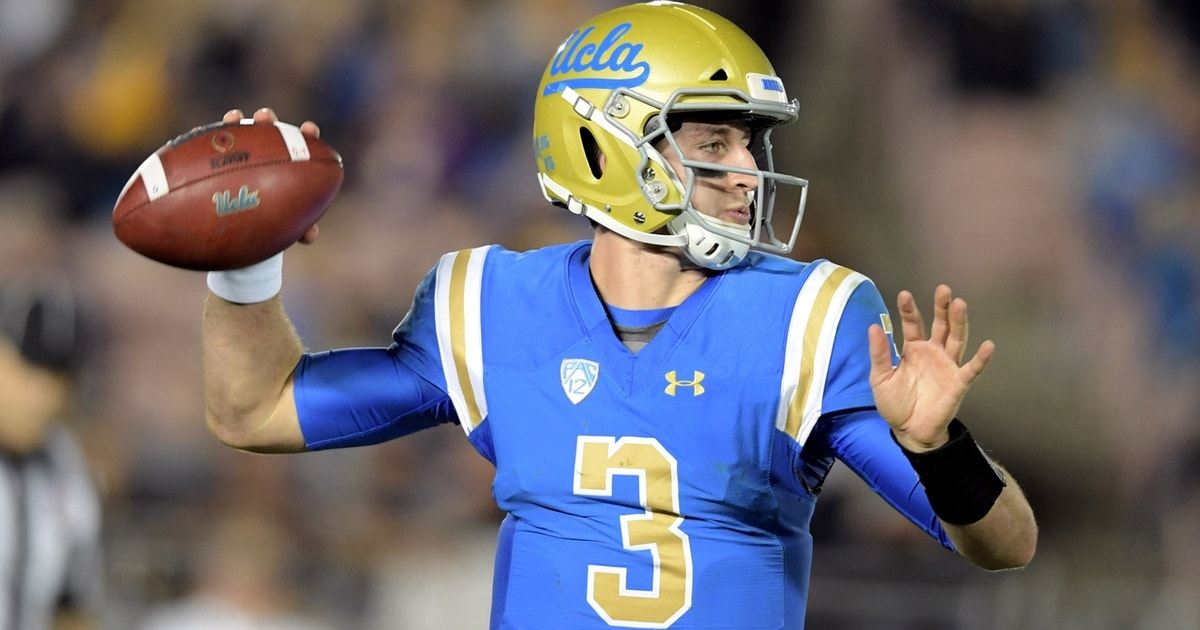 457d567f9 Joel Klatt  Josh Rosen is right to speak out about not wanting to join the  Browns