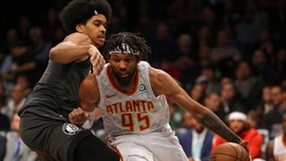 Hawks LIVE To GO: Hawks cut down the Nets