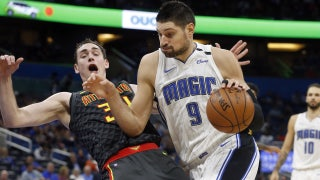 Hawks LIVE To GO: Magic down Hawks in overtime