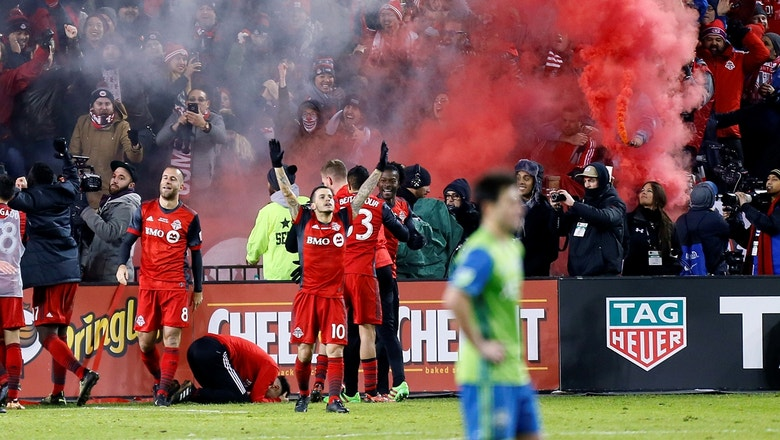 Toronto FC beat Seattle Sounders 2-0 to win their MLS Cup rematch | 2017 MLS Cup Highlights