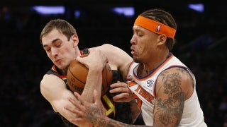 Hawks LIVE To GO: Knicks pull away from Hawks late