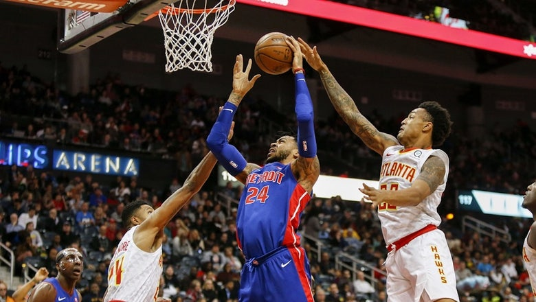 Hawks LIVE To GO: Pistons catch fire against Hawks