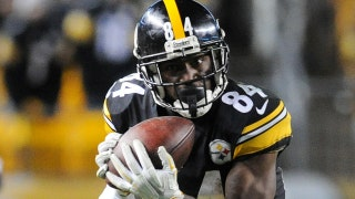 Cris Carter explains why Antonio Brown and other star wide receivers should not be the NFL MVP