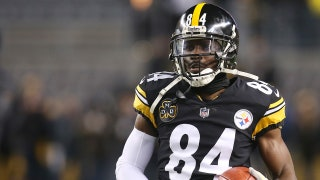Is Antonio Brown making a case for NFL MVP?