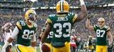Packers beat Bucs in OT on Aaron Jones' TD run