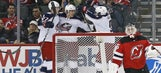 Blue Jackets offense erupts in 5-3 win over Devils