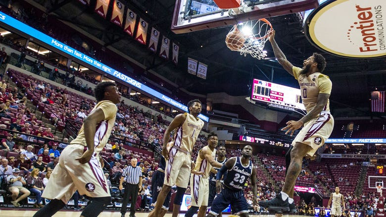 No. 24 Florida State bounces back from first loss of season