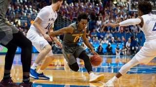 No. 16 Arizona State takes down No.2 Kansas 95-85