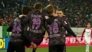 FC Augsburg vs. SC Freiburg | 2017-18 Bundesliga Highlights