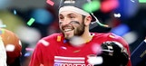 The reason Baker Mayfield is going in the 1st round is Russell WIlson, Colin Cowherd explains