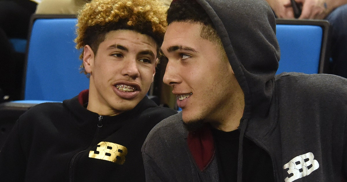 Nick Wright reacts to LiAngelo and LaMelo Ball signing with Lithuanian pro team Prienu Vytautas (VIDEO)