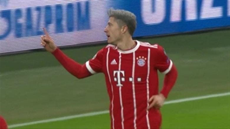 Bayern Munich vs. PSG | 2017-18 UEFA Champions League Highlights