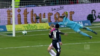 Monchengladbach vs. Hamburger SV | 2017-18 Bundesliga Highlights