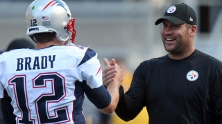 Nick Wright explains why Tom Brady and the Patriots are 'desperate' to defeat the Steelers in Week 15