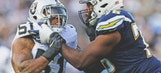 Gallery: Chargers end season with W over rival Raiders
