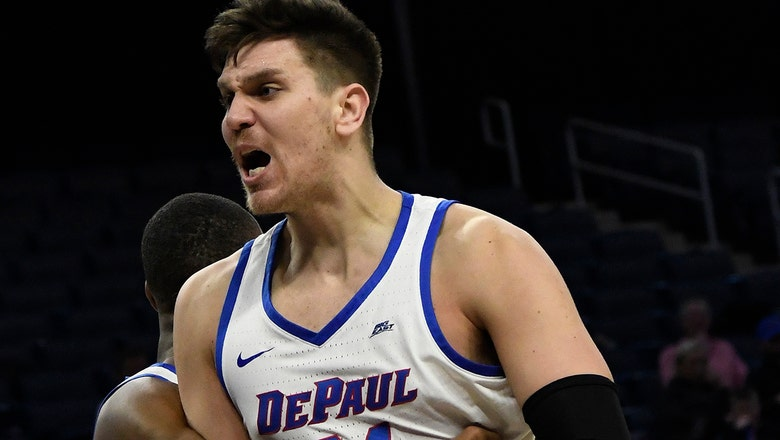 The DePaul Blue Demons cruise past the Miami Ohio Red Hawks 83-66