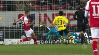 Dortmund ends 8-game winless streak in Bundesliga with triumph over Mainz