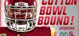 USC Trojans to face Ohio State Buckeyes in Cotton Bowl on Dec. 29