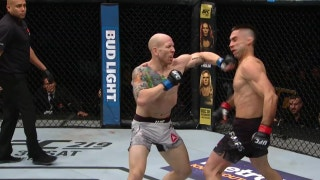 Josh Emmett KO's Ricardo Lamas | HIGHLIGHT | UFC on FOX