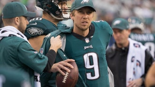 After researching, Colin explains his shift in thinking the Eagles can make the Super Bowl with Nick Foles