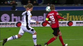 SC Freiburg vs. Monchengladbach | 2017-18 Bundesliga Highlights