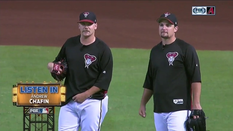 #FSAZ17: Who wants to buy Andrew Chafin's fully loaded pickup?