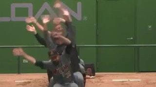 #FSAZ17: D-backs bowl over Cubs with bullpen antics