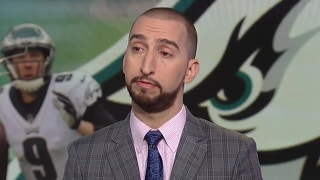Nick Wright details why Week 15's performance was a great sign for the Eagles