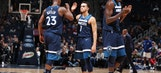 Butler leads Timberwolves past Clippers 110-103