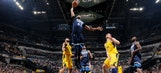 Twi-lights: Wolves at Pacers