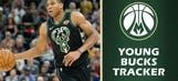 30 points becoming the norm for Bucks' Antetokounmpo
