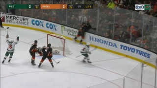 HIGHLIGHTS: Matt Dumba wins it in overtime