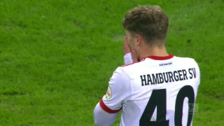 Hamburger SV vs. Eintracht Frankfurt | 2017-18 Bundesliga Highlights