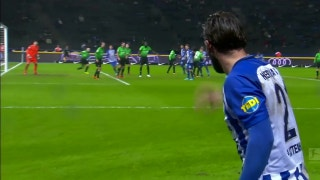 Hertha BSC Berlin vs. Hannover 96 | 2017-18 Bundesliga Highlights