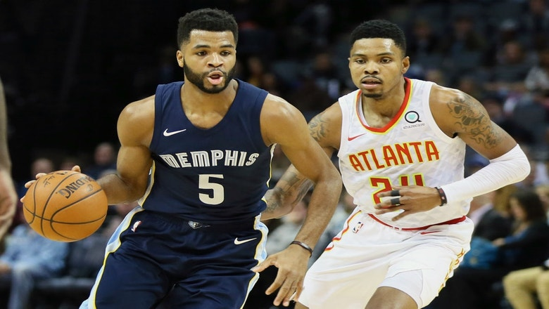 Grizzlies LIVE to Go: Grizzlies get their first Eastern Conference win of the season against the Hawks 96-94