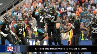 Is there too much parity in the NFL?