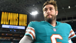 Shannon on Jay Cutler after Miami's win over the Pats: 'It's so frustrating to see what he's capable of'