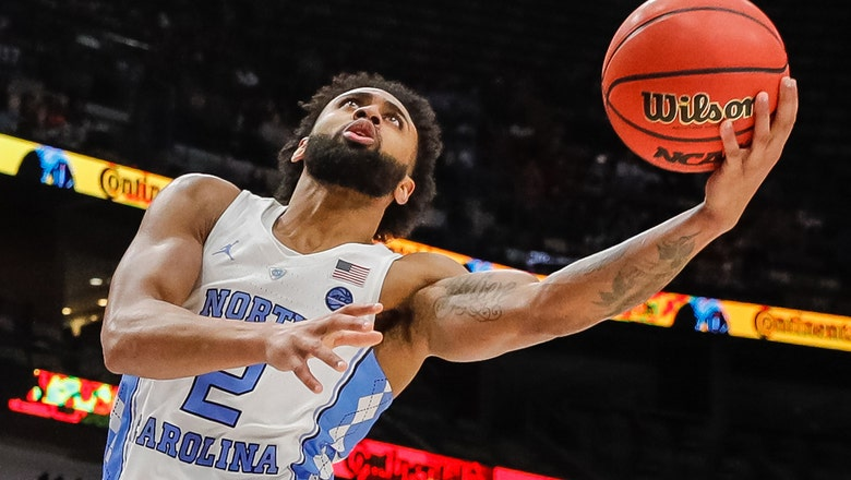 No. 5 UNC rebounds after stunning upset, Tarheels defeat Ohio State 86-72