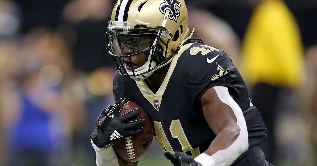 70361a5b696 Alvin Kamara recalls coming into the league, Talks New Orleans Saints  football: 'We control our own destiny' | FOX Sports