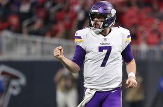 The rise of Vikings quarterback Case Keenum
