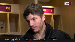 Kyle Korver's running out of words to describe LeBron's greatness
